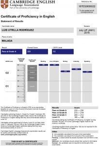 Resultados C2 Luis Utrilla