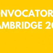 Convocatorias Cambridge 2016