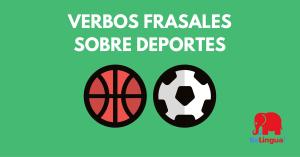 Verbos frasales sobre deportes - Facebook