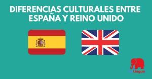 Diferencias culturales entre españa y reino unido - facebook