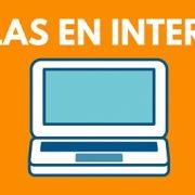 Siglas en internet