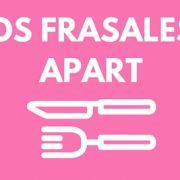 Verbos frasales con apart
