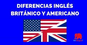 Diferencias inglés británico y americano - Facebook