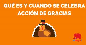 Qué es y cuándo se celebra Acción de gracias - Facebook