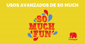 Usos avanzados de so much - facebook