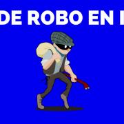 Tipos de robo en inglés