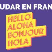 Saludar en francés