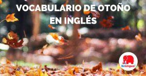 Vocabulario de otoño en inglés - Facebook