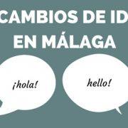 Intercambios de idiomas en Málag