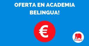 Oferta en academia BeLingua! - Facebook