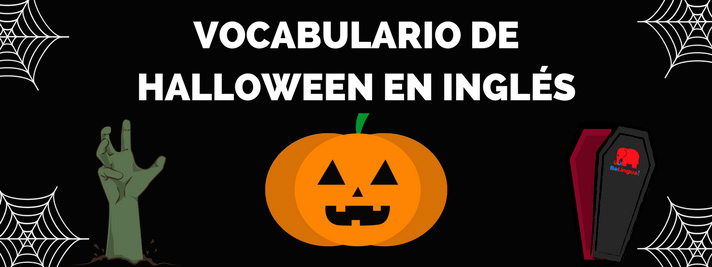Vocabulario de Halloween en inglés