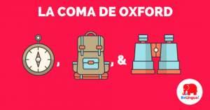 La coma de Oxford - Facebook