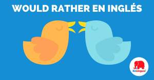 Would rather en inglés - Facebook