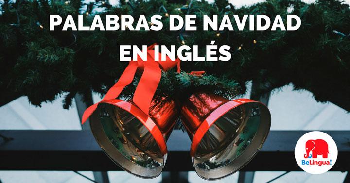 Palabras de navidad en inglés