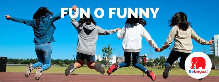 Fun o funny