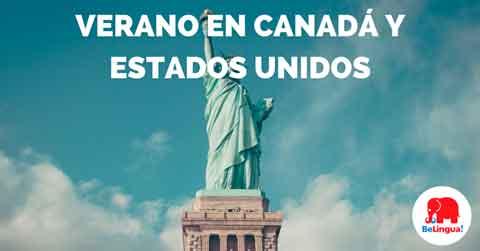 Verano en Canadá y Estados Unidos - Facebook