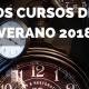 Horarios cursos de inglés verano 2018