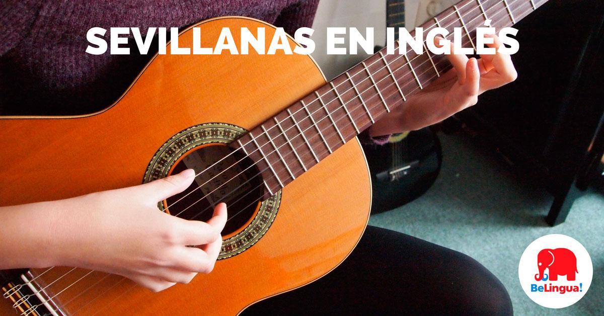 Sevillanas en inglés - Facebook