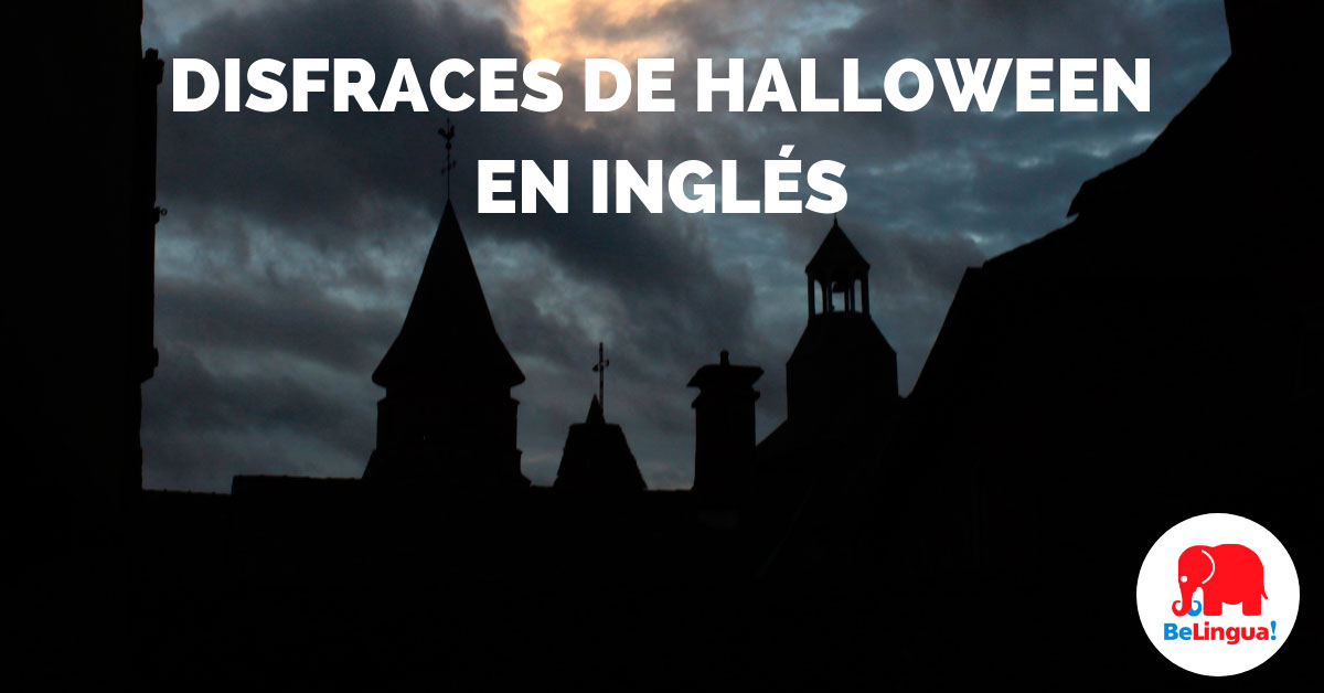 Disfraces de Halloween en inglés - Facebook
