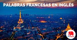Palabras francesas en inglés - Facebook