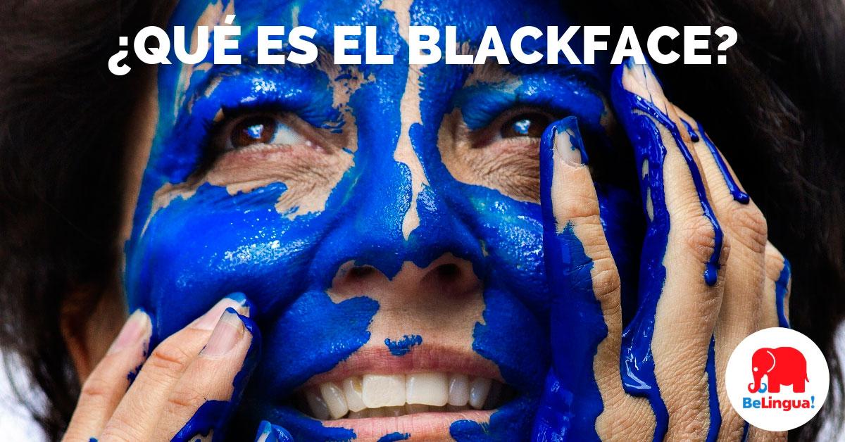 Qué es el blackface - Facebook