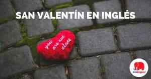 San Valentín en inglés - Facebook