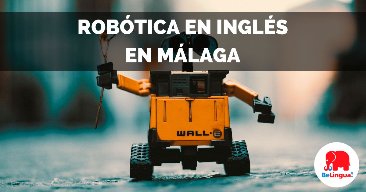 Robótica en inglés en Málaga Facebook