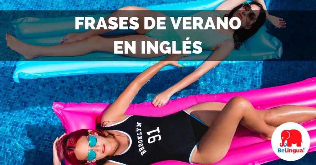 Frases de verano en inglés facebook