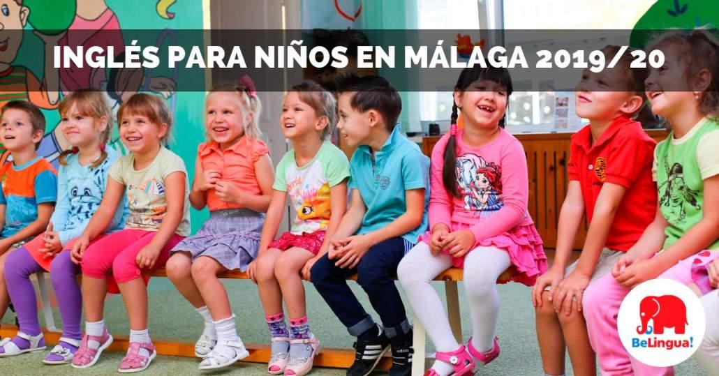 Inglés para niños en Málaga 2019/20 - Facebook