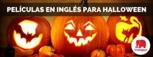 películas en inglés para halloween