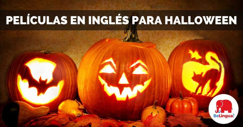 películas en inglés para halloween facebook