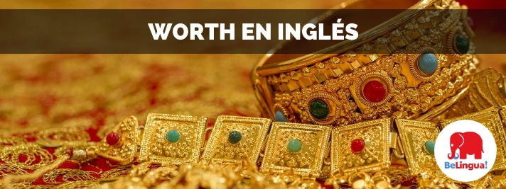 worth en inglés