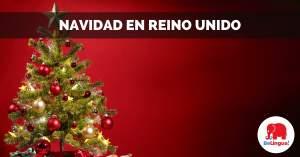 Navidad en Reino Unido facebook