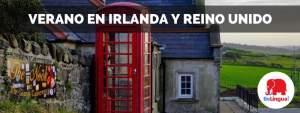 Verano en Irlanda y Reino Unido