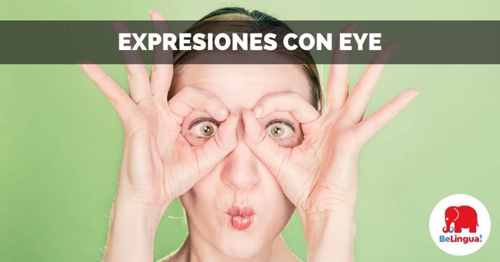 Expresiones con eye facebook