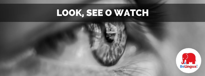 Look see o watch