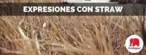 Expresiones con straw