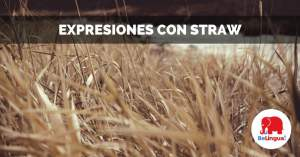 Expresiones con straw facebook