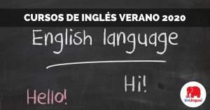 Cursos de inglés verano 2020 facebook