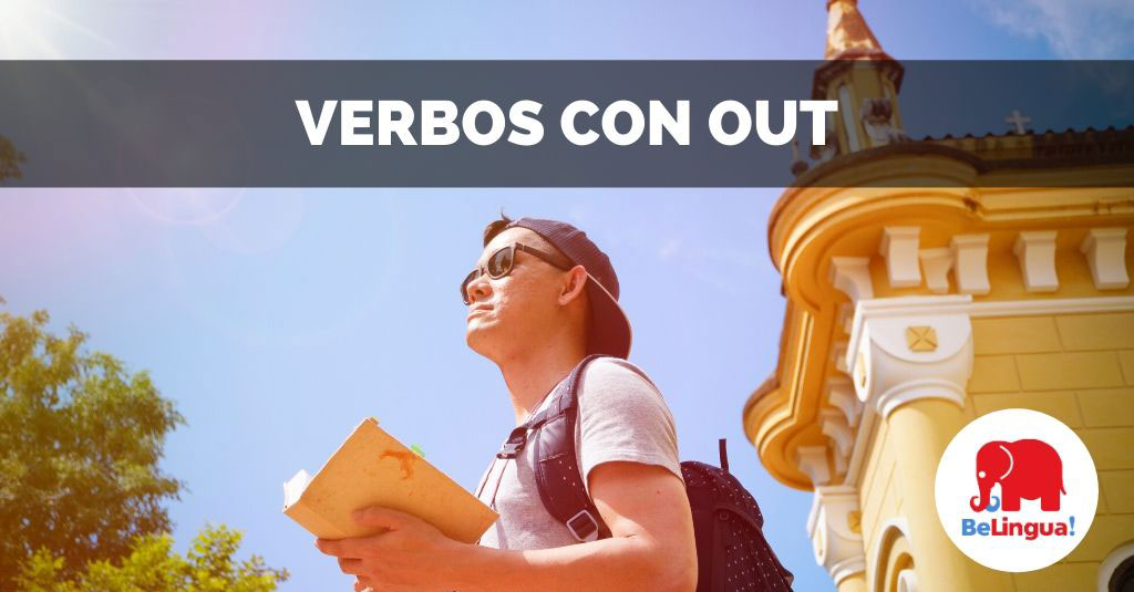 Verbos con out facebook
