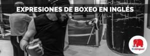 Expresiones de boxeo en inglés