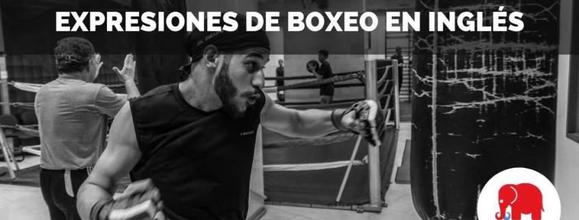 Expresiones de boxeo en inglés facebook