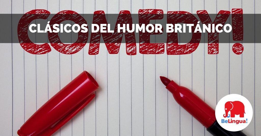Clásicos del humor británico facebook