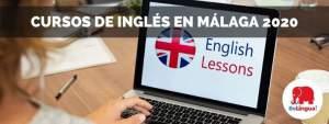 Cursos de inglés en Málaga 2020