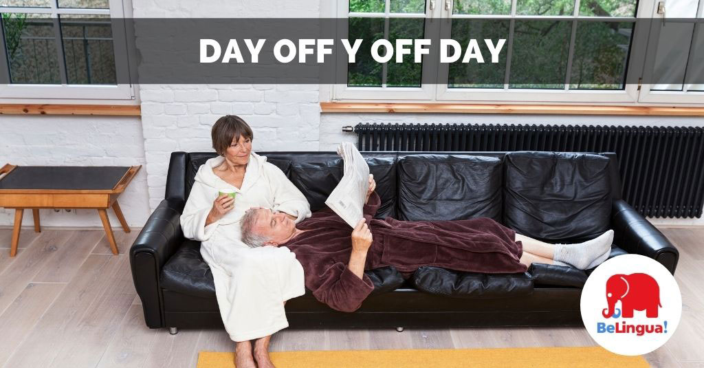 Day off y off day facebook