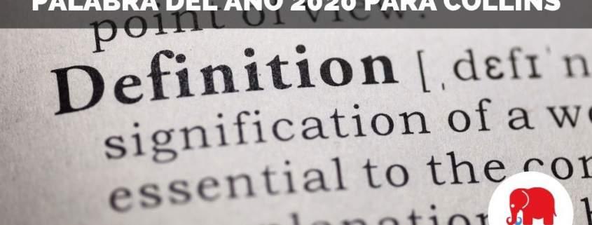 Palabra del año 2020 para Collins facebook