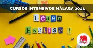 Cursos intensivos Málaga 2021 facebook