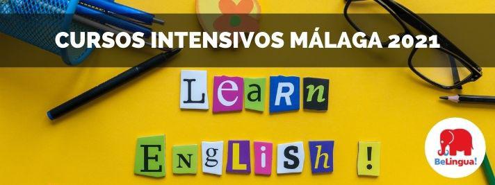 Cursos intensivos Málaga 2021