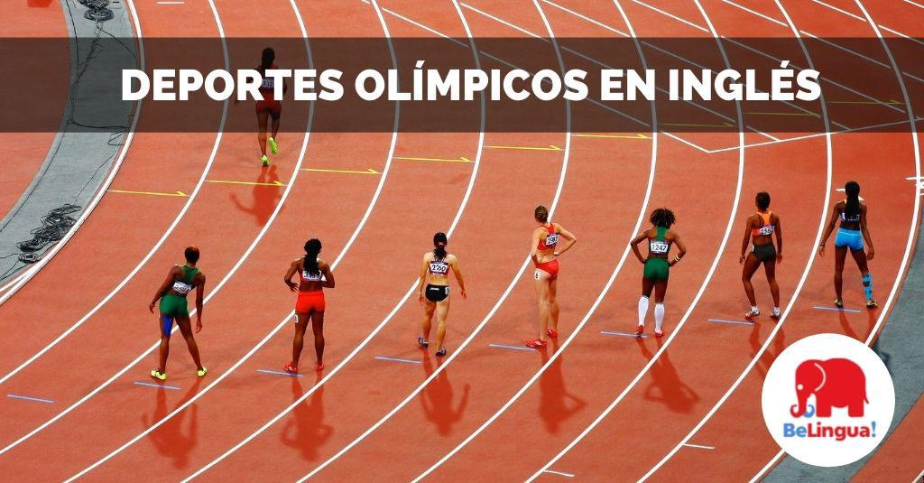 Deportes olímpicos en inglés facebook