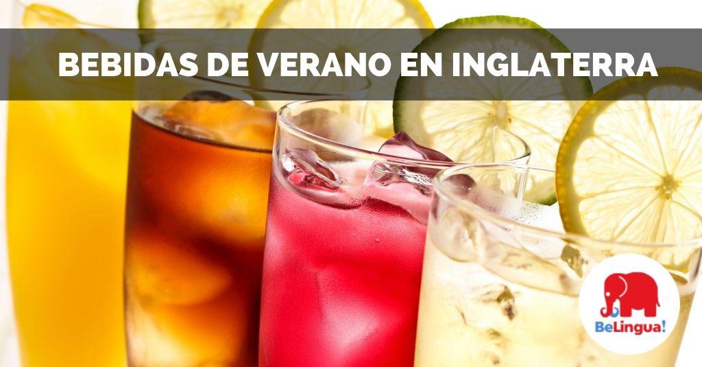 Bebidas de verano en Inglaterra facebook